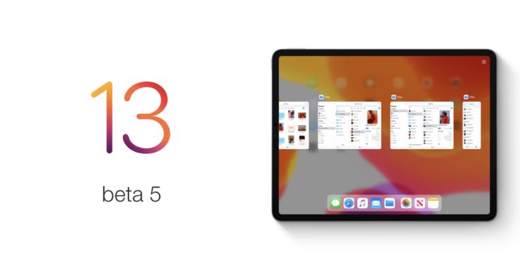 iOS 13 Beta 5 Download