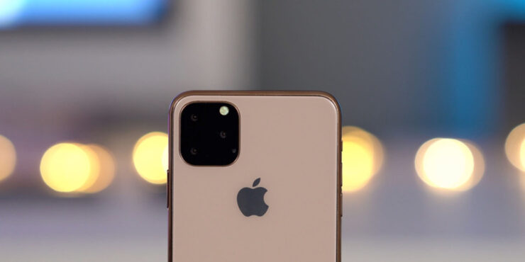 iPhone 11 realistic models show in latest gallery