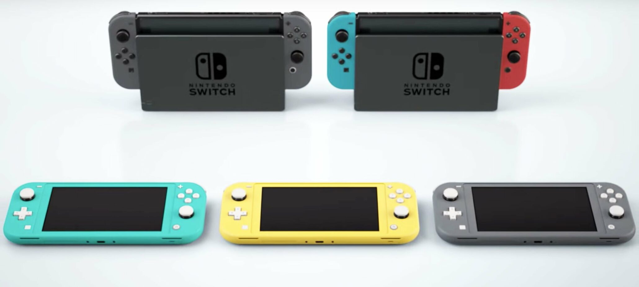Nintendo Switch Lite New Trailer Highlights Unique Features