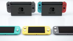 new nintendo switch models lite new pro