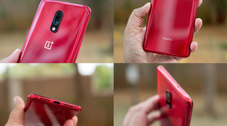 oneplus 7 red discount