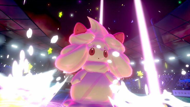 New Pokemon Sword And Shield Switch Video Shows New Pokemon
