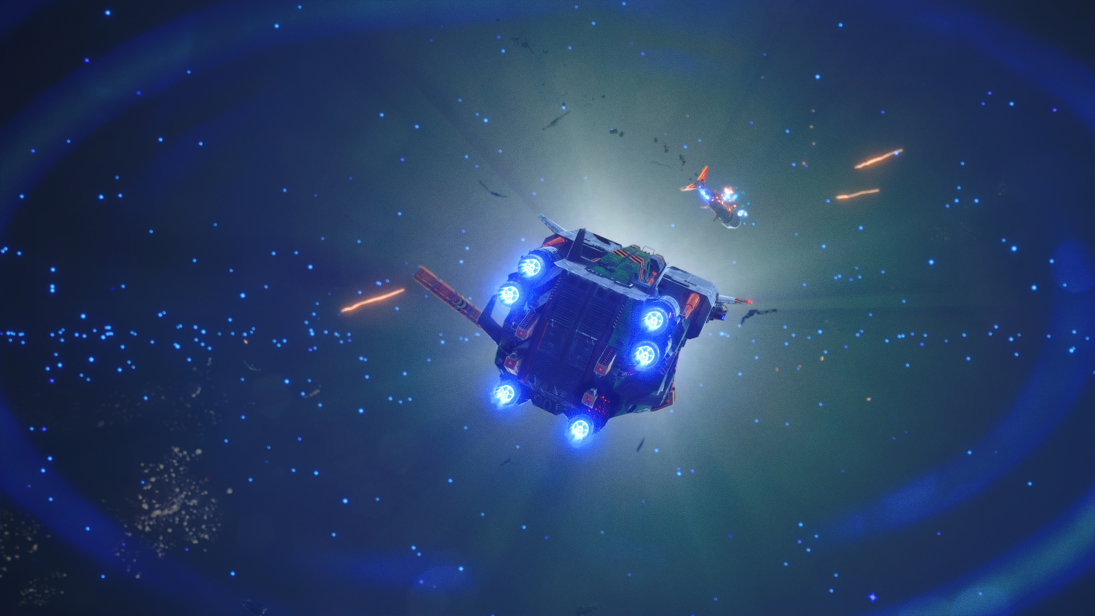 Rebel Galaxy Outlaw Review - You Can't Take The Sky From Me