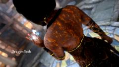 Skyrim Special Edition FleshFX & Ominous ENB Mod Offers Proper