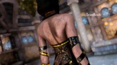Skyrim Special Edition FleshFX & Ominous ENB Mod Offers