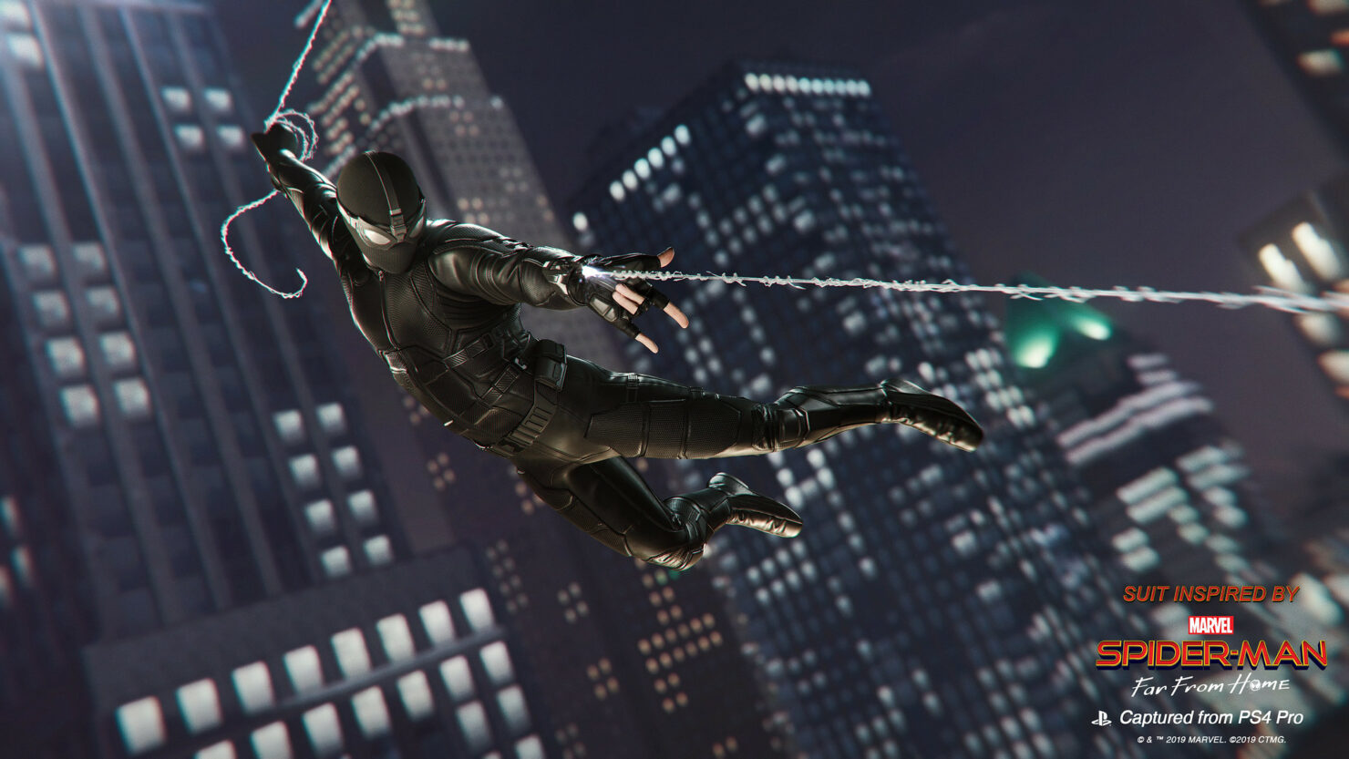 spider-man update 1.16 far from home suits 2