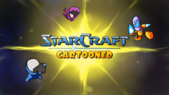starcraft remastered cartooned mod