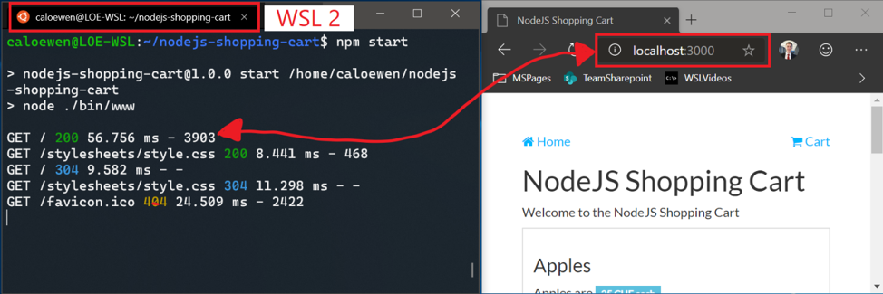 windows subsystem for linux wsl 2