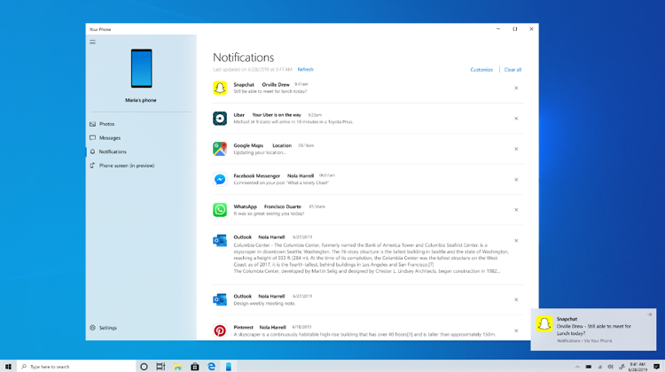 Mega Windows 10 2020 Preview Build Brings a Long List of New