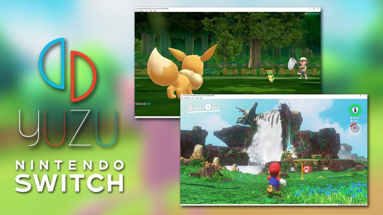 PC Switch Emulator Yuzu Runs Super Smash Bros  Ultimate, Pokémon