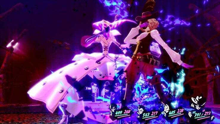 Persona 5 Royal New Screens Showcase New Personas, Third