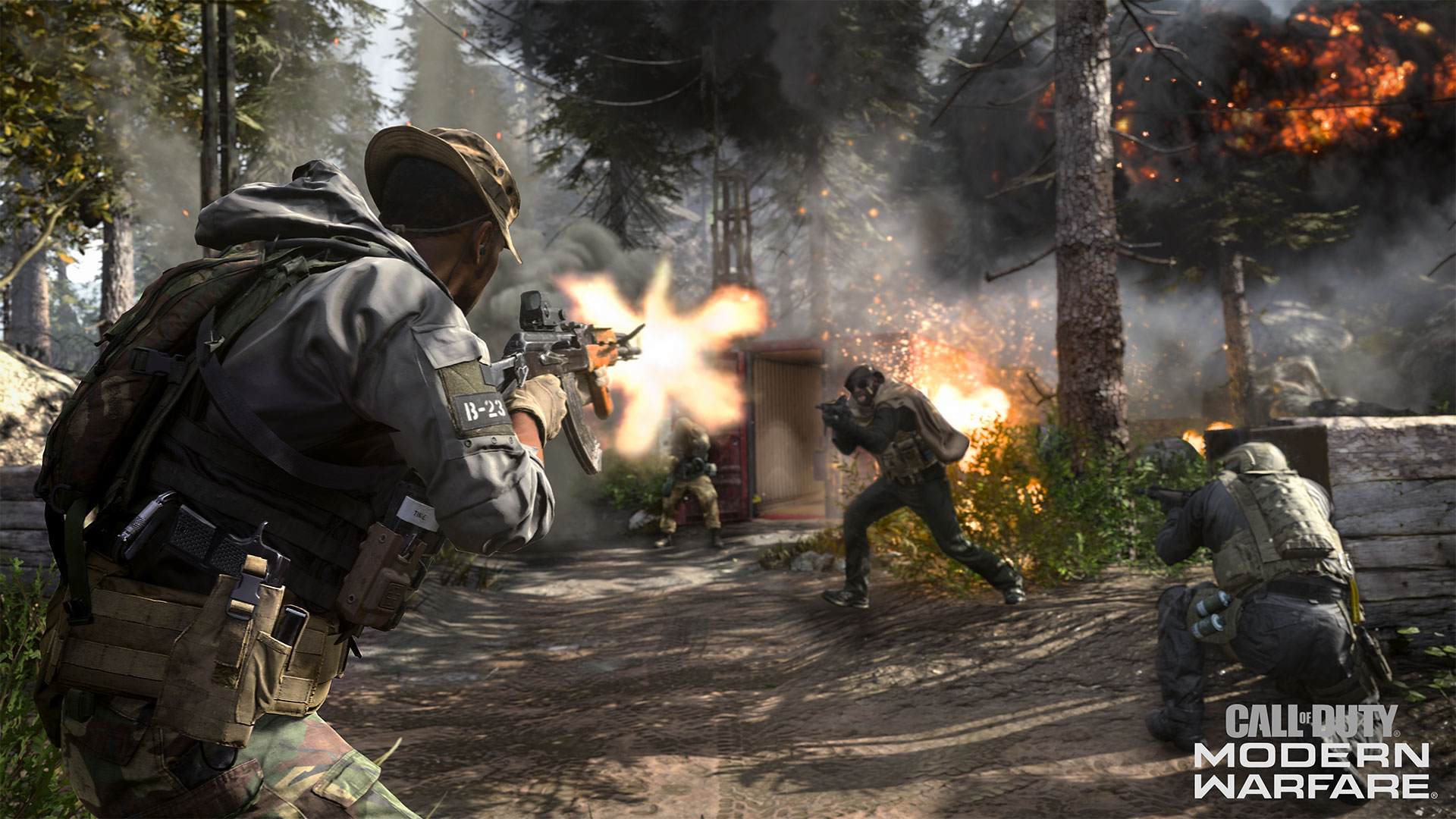 Infinity Ward Is Focused On Core Multiplayer Rather Than
