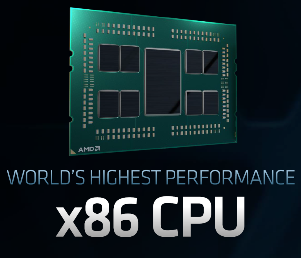 AMD Ryzen Threadripper 3000 CPUs With Zen 2 Cores