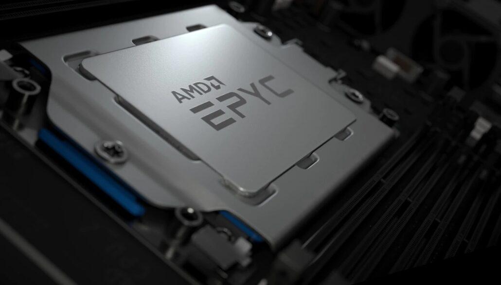 AMD показала новые серверные процессоры EPYC Rome : Больше ядер, лучше производительность и меньше цена