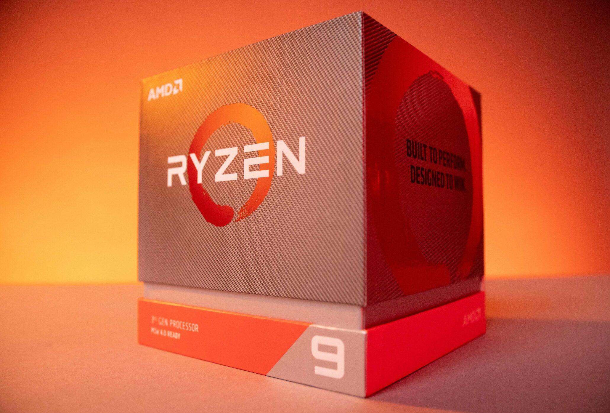 Amd Ryzen 9 3900xt Ryzen 7 3800xt Ryzen 5 3600xt Matisse Refresh Desktop Cpus Confirmed