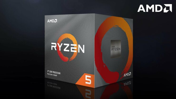 The Ryzen 5 3500X Is Currently The Cheapest AMD 6 Core Desktop CPU You Can Buy For Under $200 US