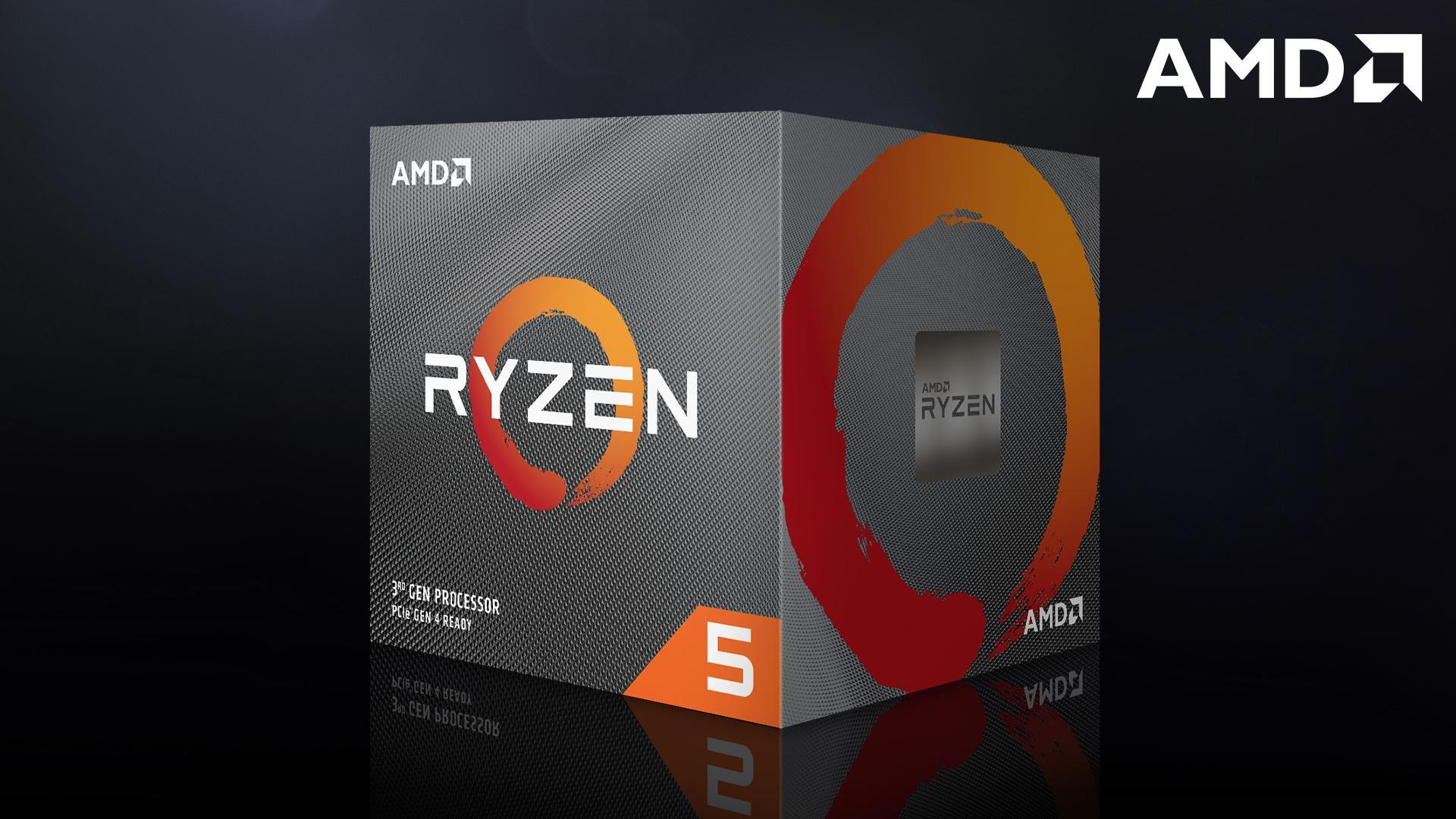 Amd Ryzen 5 3600 6 Core 12 Thread Cpu On Sale For 174 99 Us