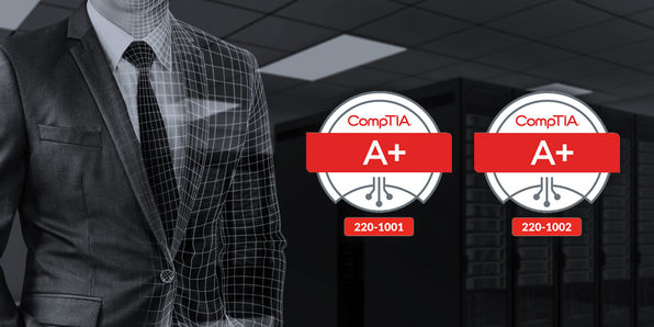 Complete 2019 CompTIA Certification Training Bundle