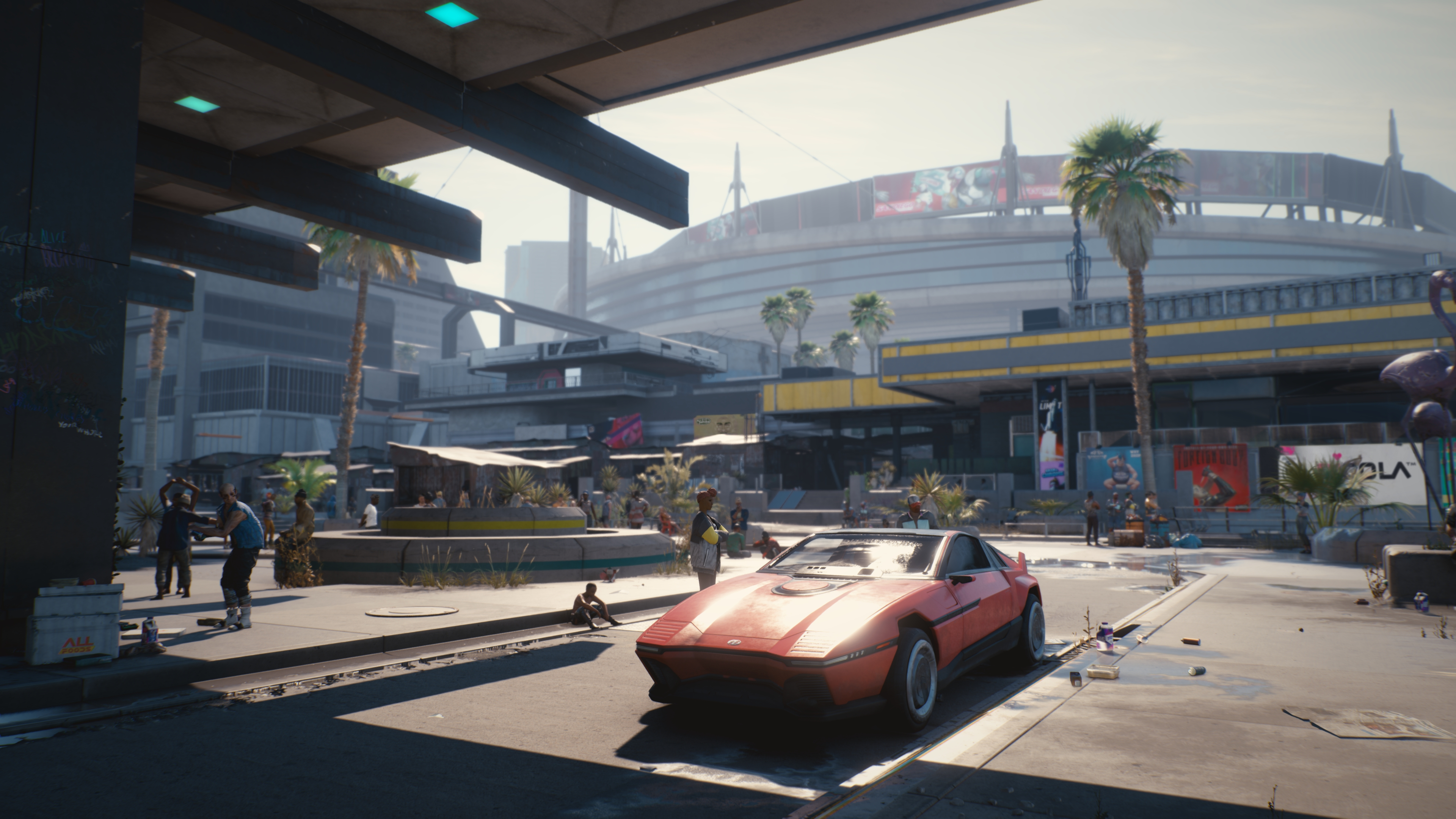 Cyberpunk 2077 Gamescom 2019 Preview - Choose Your Path