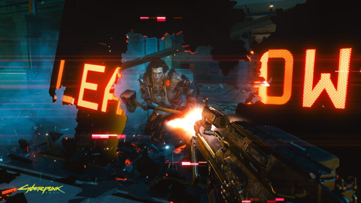 New 4K Cyberpunk 2077 Screenshot