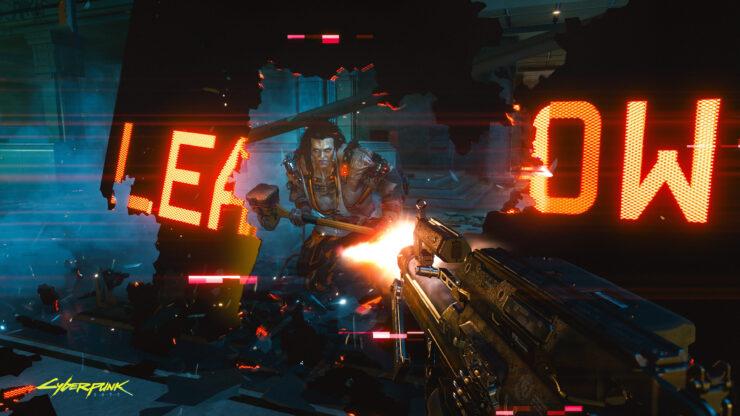 New 4K Cyberpunk 2077 Screenshot