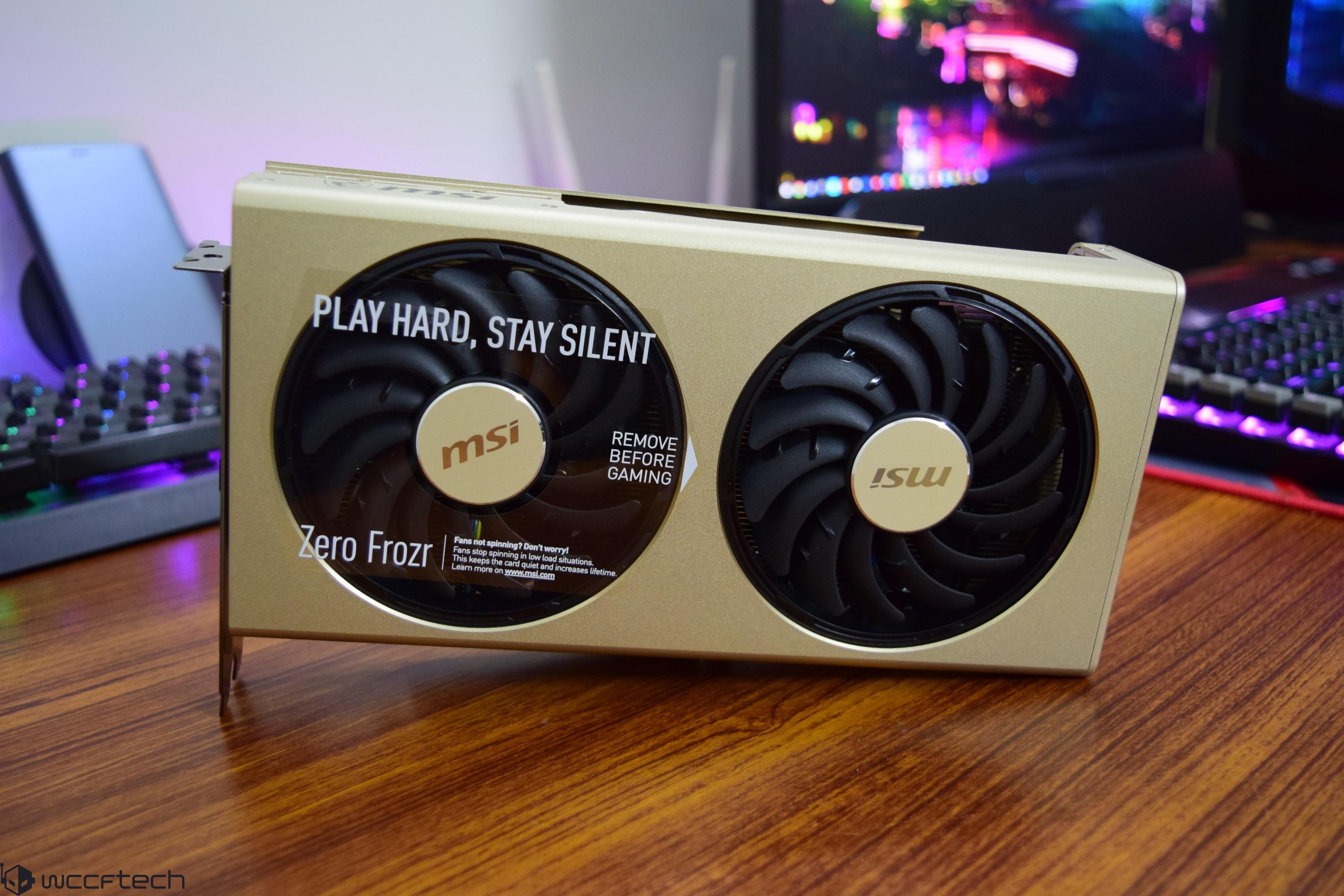 MSI Radeon RX 5700 XT EVOKE OC 8 GB Graphics Card Review – A