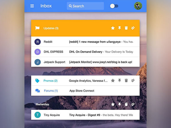DarwinMail Pro Lite Plan