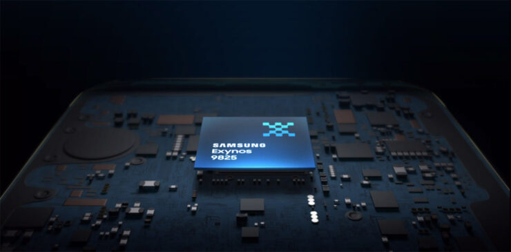 Exynos 9825, Samsung's first 7nm EUV SoC for smartphones is officially here