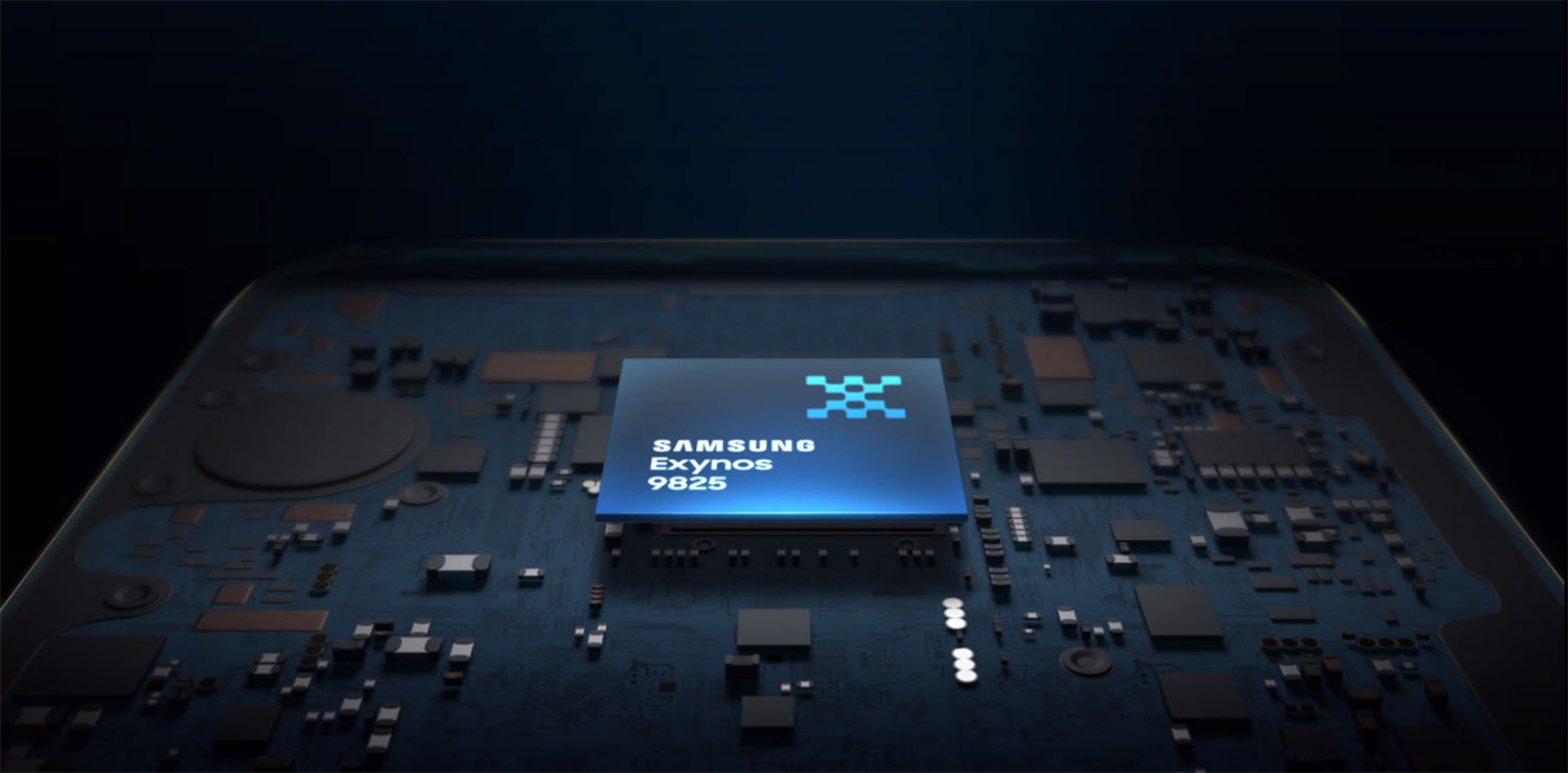 Exynos 9825 Is Official