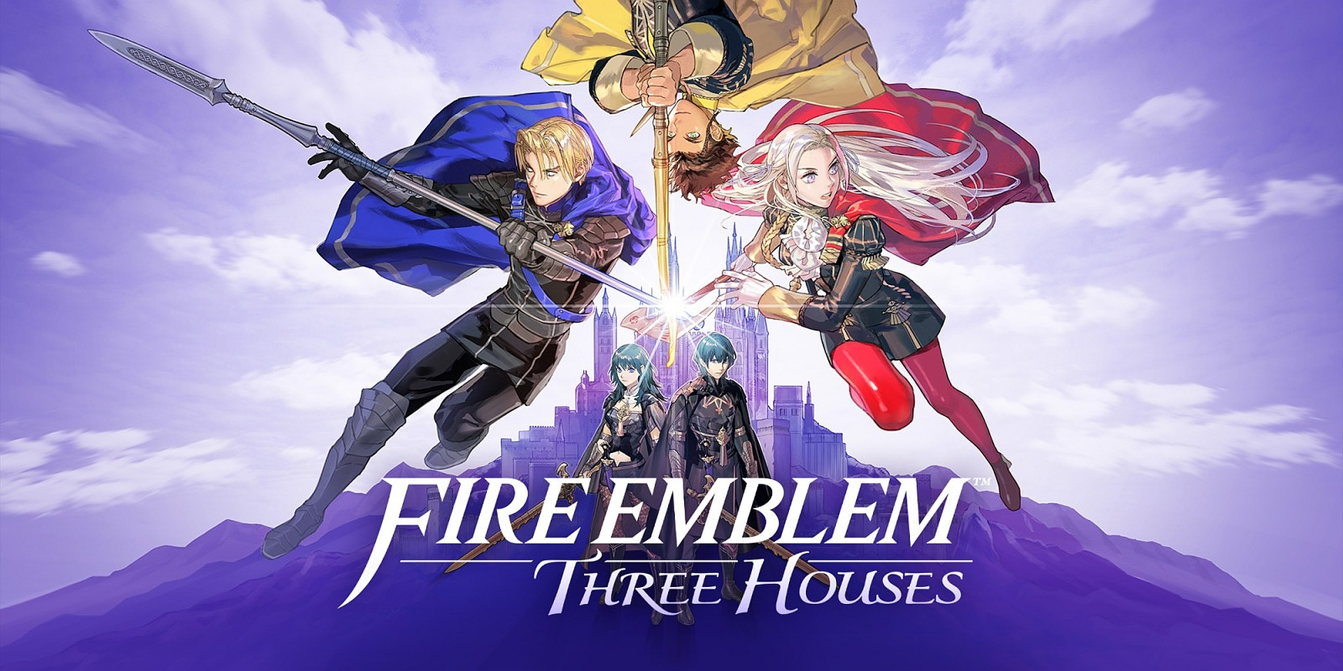 Fire Emblem: Three Houses game