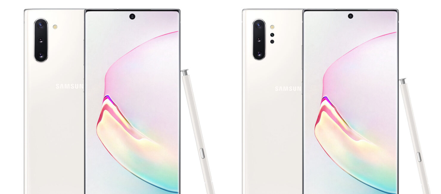Leakster shares minimum RAM and storage configurations for the Galaxy Note 10 and Galaxy Note 10 Plus 5G
