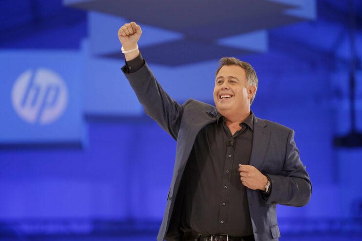 HP CEO Weisler