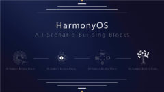 HarmonyOS is designed by Huawei to create a shared ecosystem