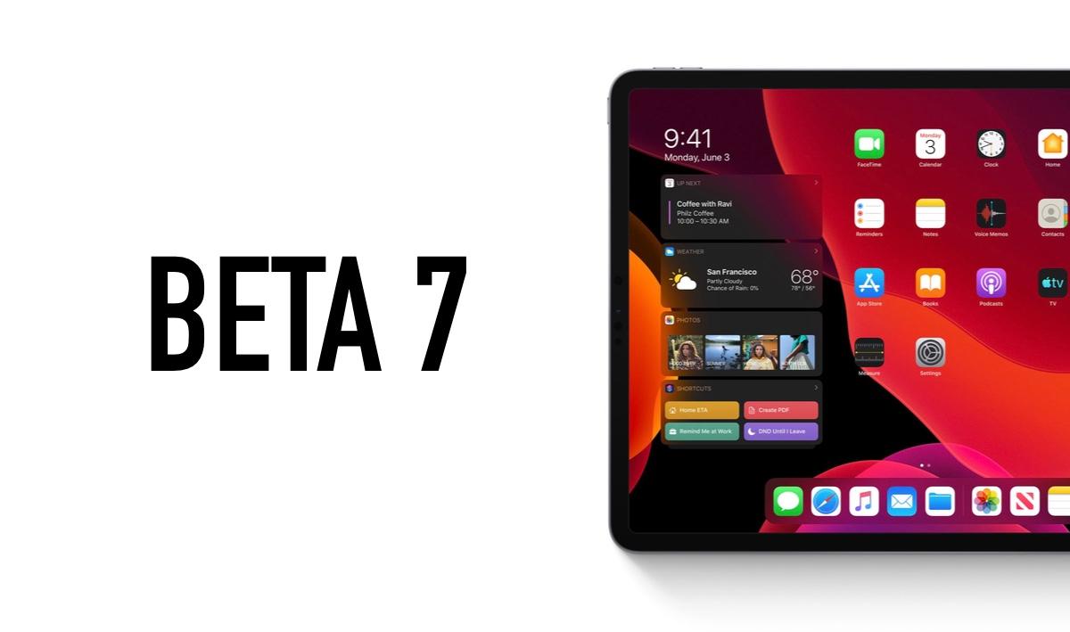 Download iOS 13 beta 7