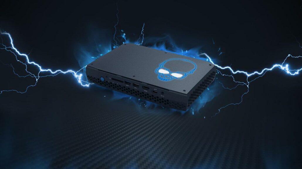 Новый Intel NUC выйдет в 2021 году