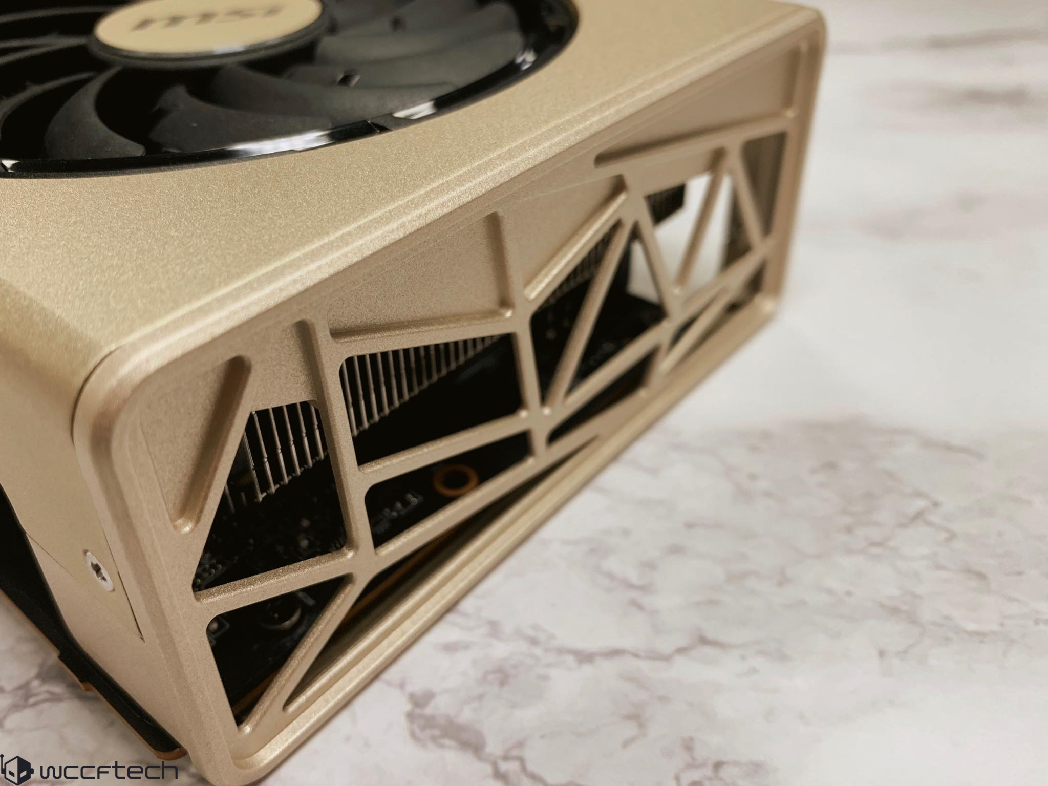 MSI Radeon RX 5700 XT EVOKE Custom Graphics Card Teased