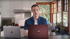 Mac Book recommends the Microsoft Surface over Apple's MacBook Air