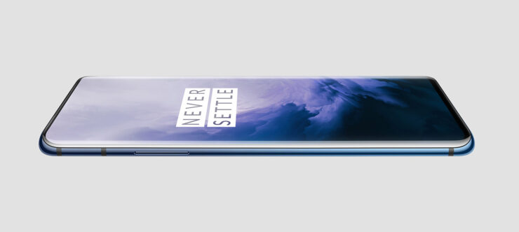 Here's a first sketch revealing what could be the OnePlus 7T Pro design