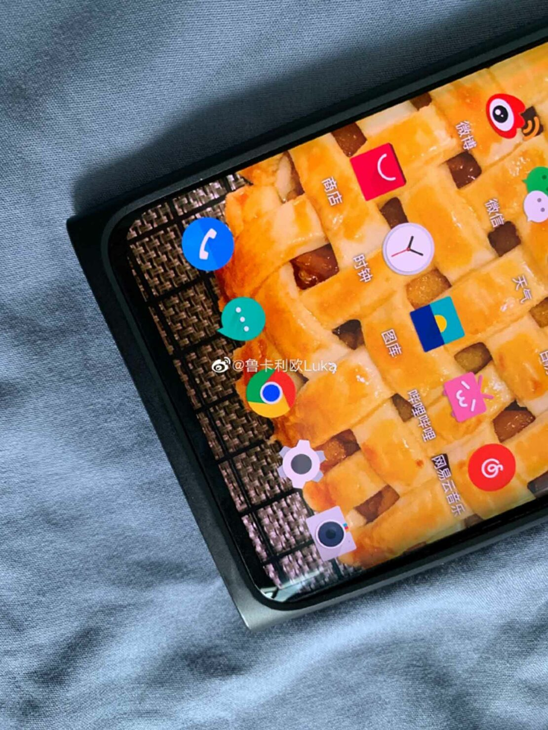 OnePlus 7T Pro allegedly shown in three images