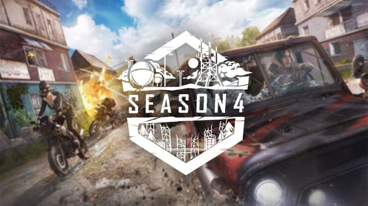 PUBG crossplay ps4 xbox one season 4