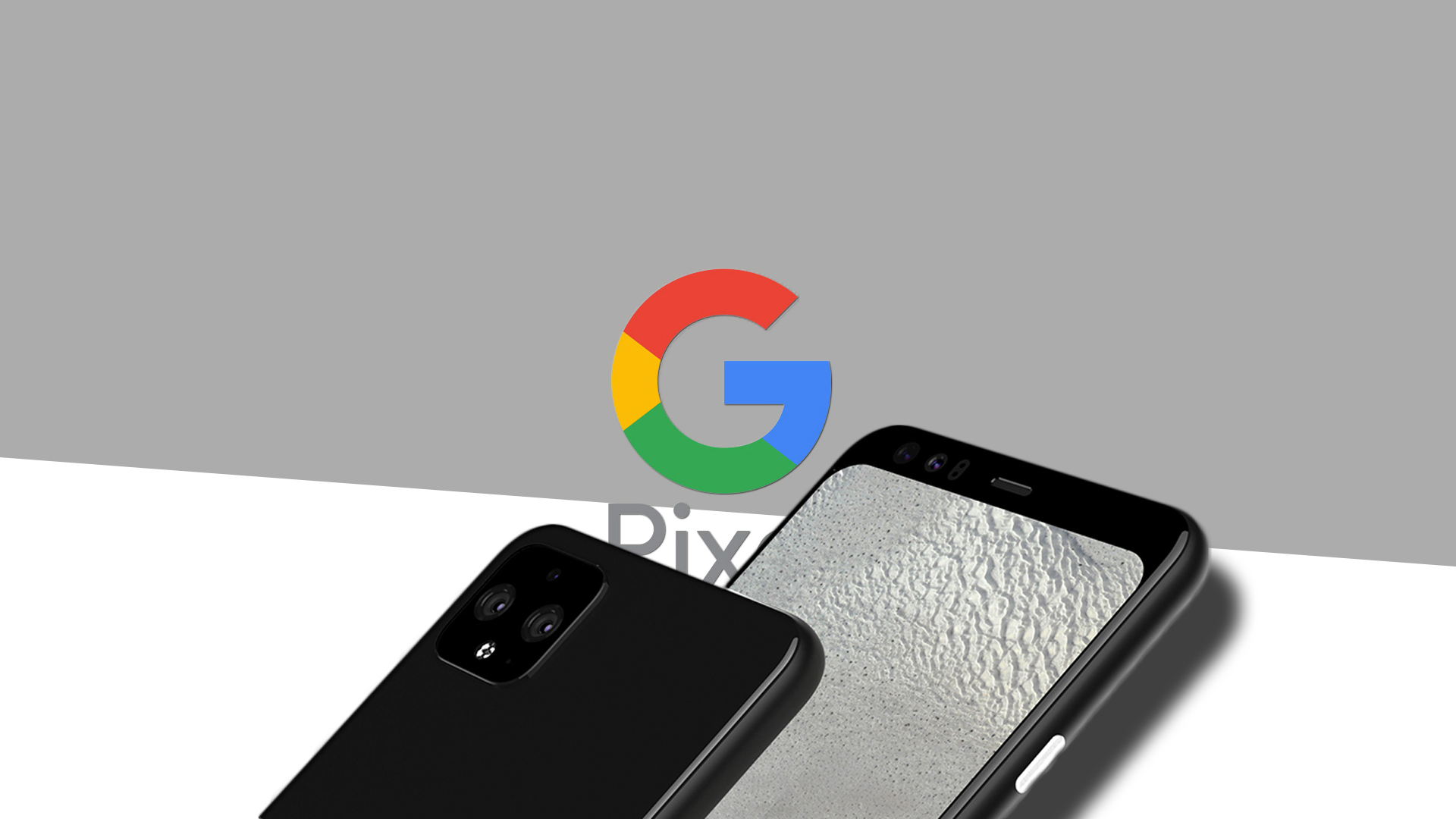 Pixel 4 design in two fresh leaked images