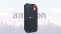 SanDisk external SSDs are available in multiple capacities for a cheaper price