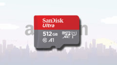 SanDisk's wide array of microSD cards start at less than $9