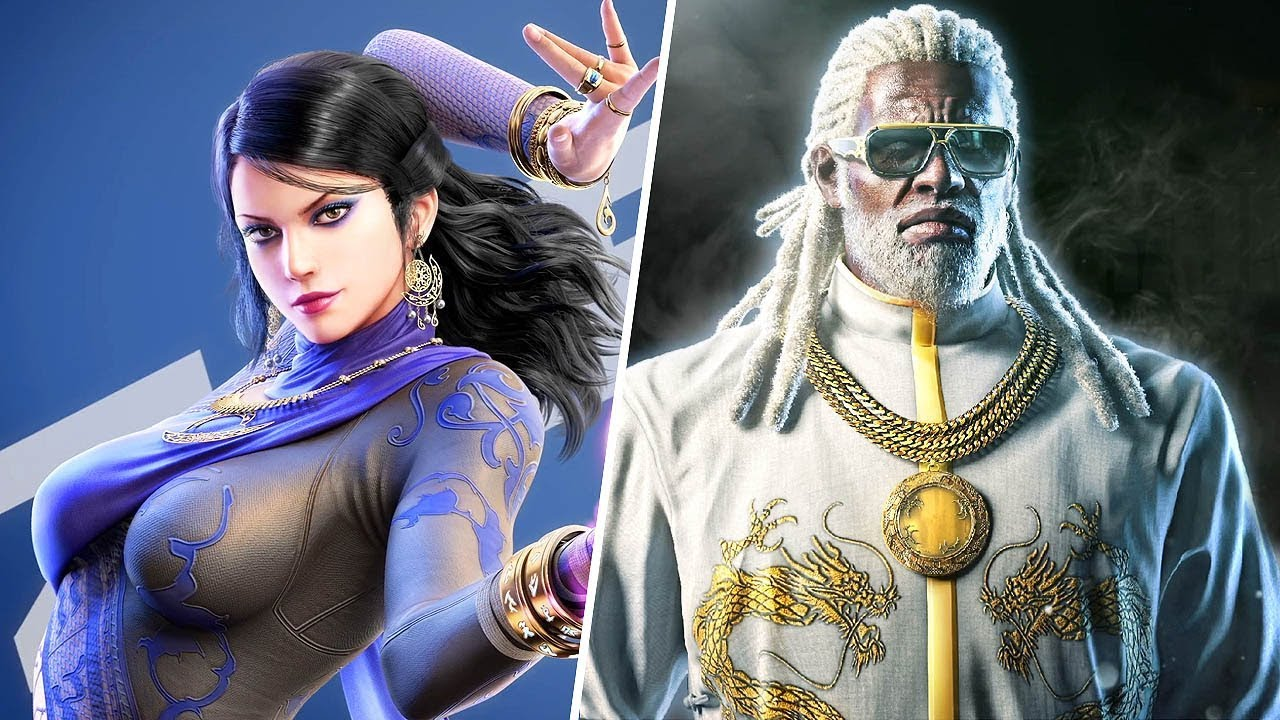 Tekken 7 Season 3 Characters Zafina Leroy Confirmed