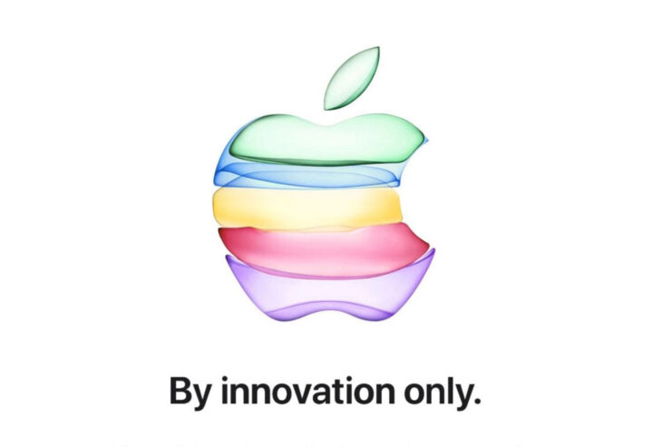 Apple starts sending invites for its September 10 'By innovation only' annual keynote