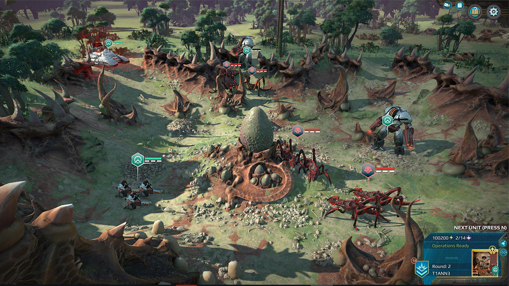Age of Wonders: Planetfall Review – Space War Never Changes
