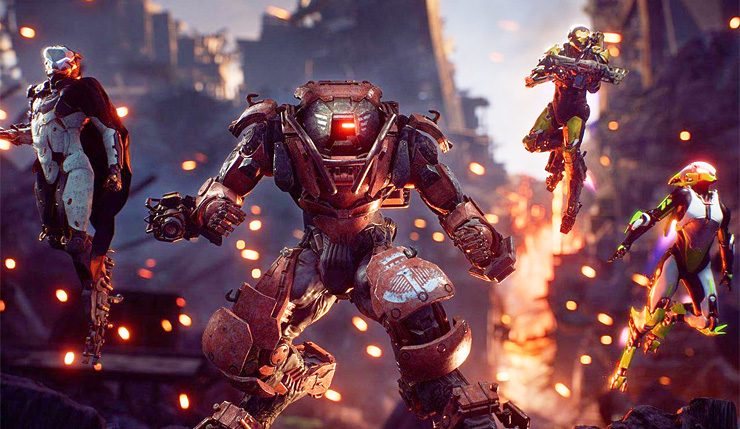 Anthem Update Adds the Long-Awaited Cataclysm Event, A Guild System