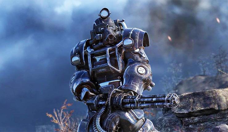 Fallout 76 Update Includes First Vault Raid, Cap Limit