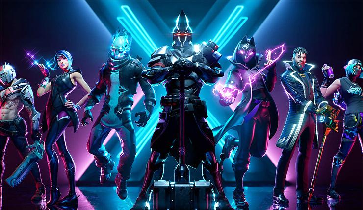 Fortnite Season 10 Adds A New Co Op Battle Mech Brings Back