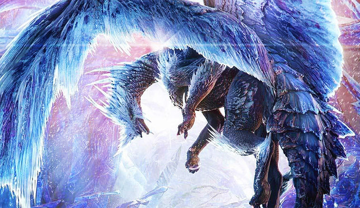 Monster Hunter World: Iceborne Beta Coming to PS4/XB1, Adds